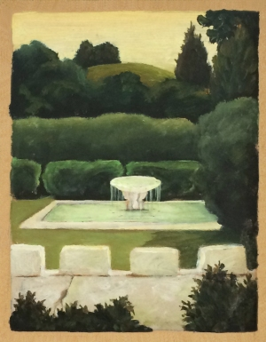 painting_mary_holyland_fountain