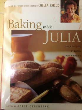 Baking with Julia cover