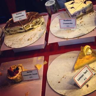 Tiramisu cheesecake!